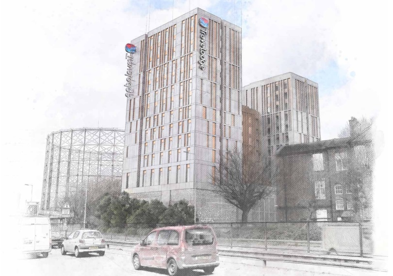 New 300-room Travelodge hotel planned for Greenwich