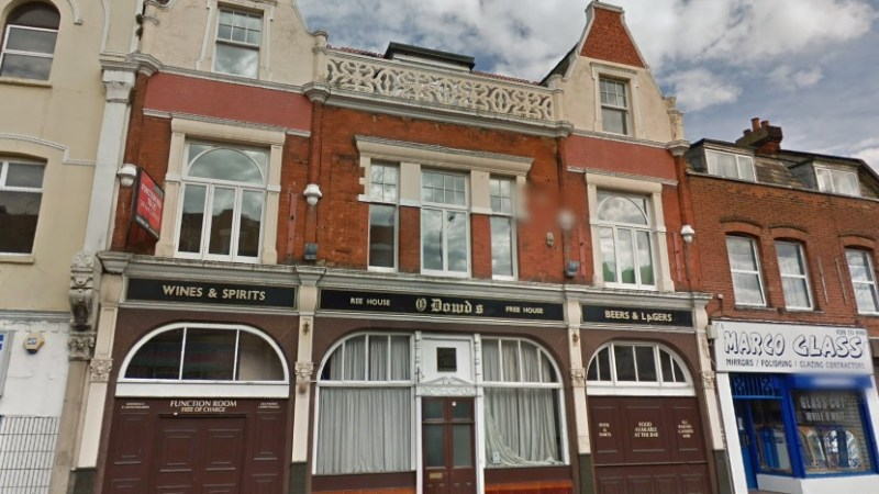 Plans to convert Plumstead pub into 12-person HMO
