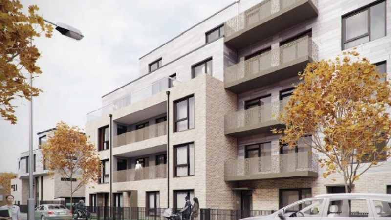 Block of flats built in 2011 to be demolished and rebuilt due to severe defects