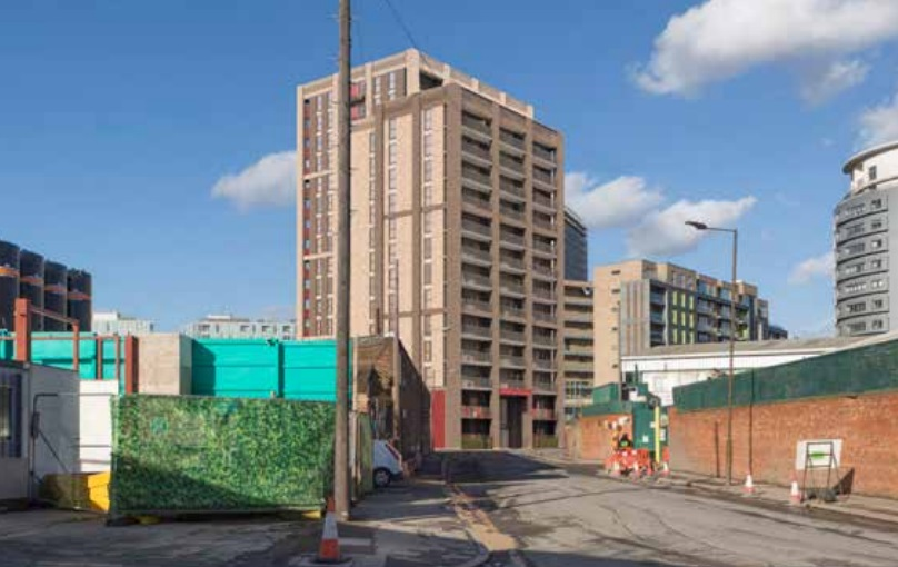 Greenwich tower approved