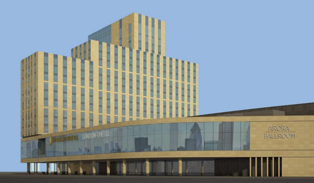 Greenwich Intercontinental hotel extension approved yet no money for local area