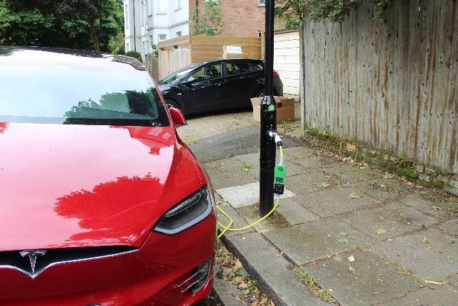 Consultation on electric car charging places in Greenwich borough begins