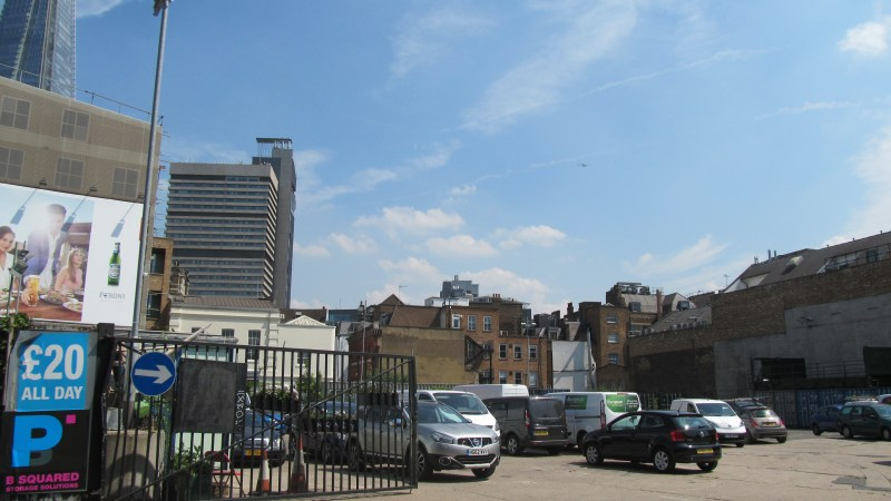 New homes by Borough Market at one of SE1s last big vacant sites