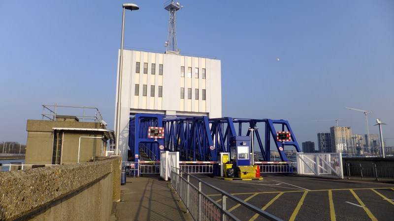 Woolwich ferry misses another opening deadline