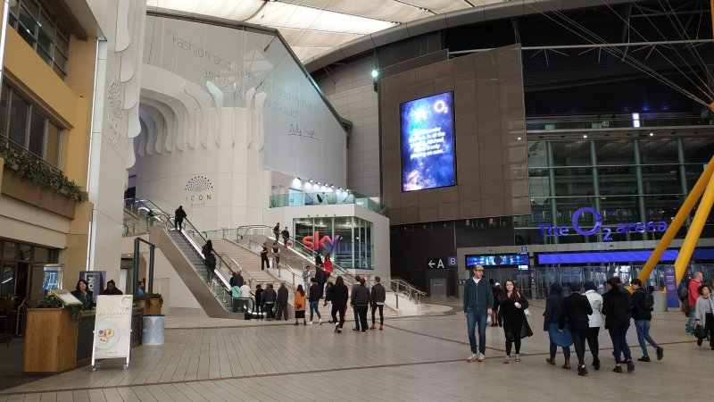 The o2 Icon shopping centre one year on: a success or failure?