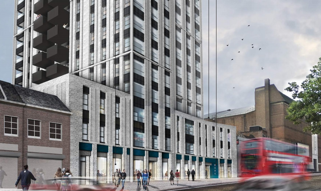 Here's the latest Woolwich tower blocks submitted for approval