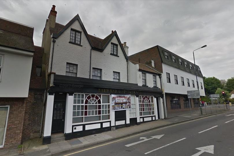 Former pub up for refurbishment