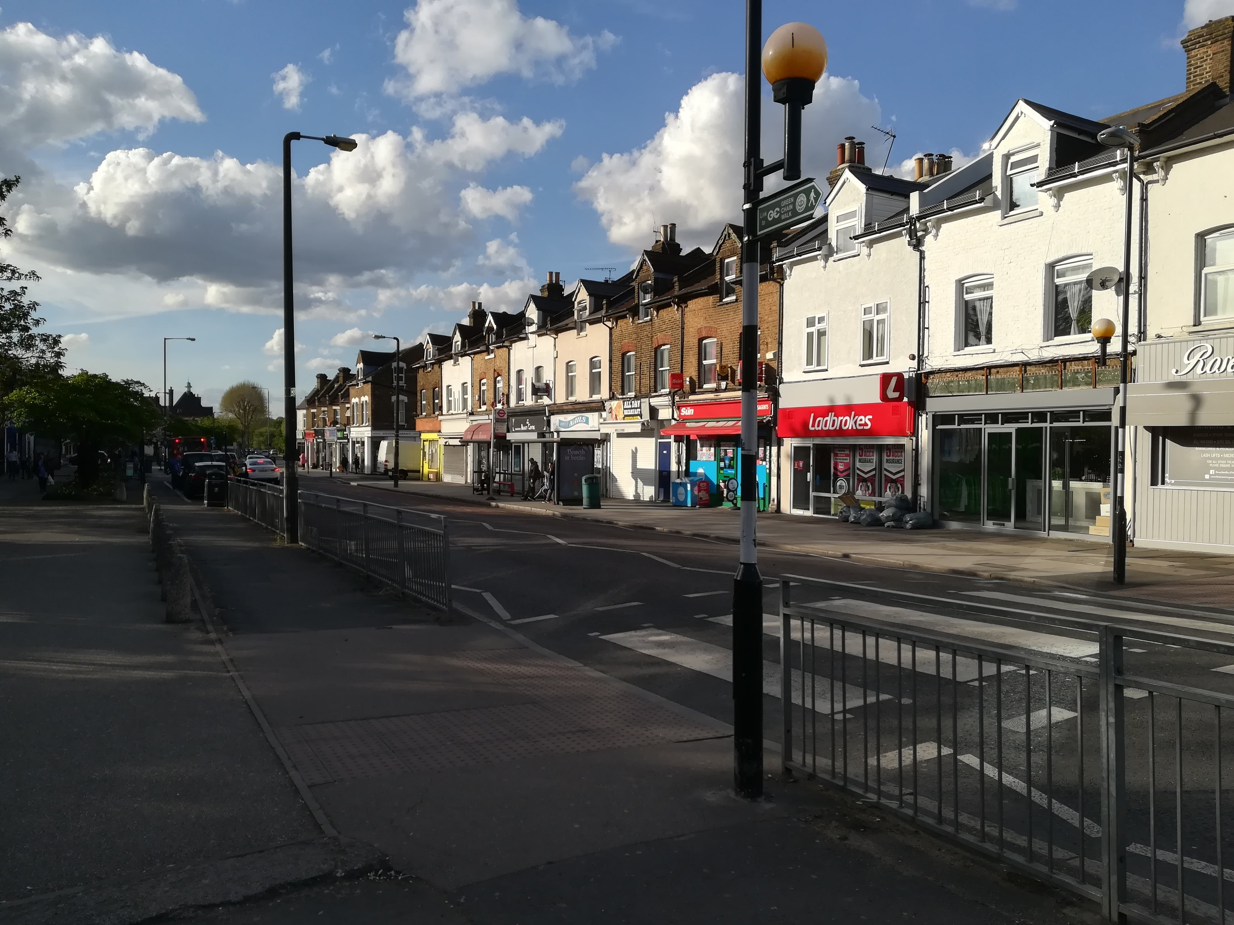 New Pie and Mash shop in New Eltham
