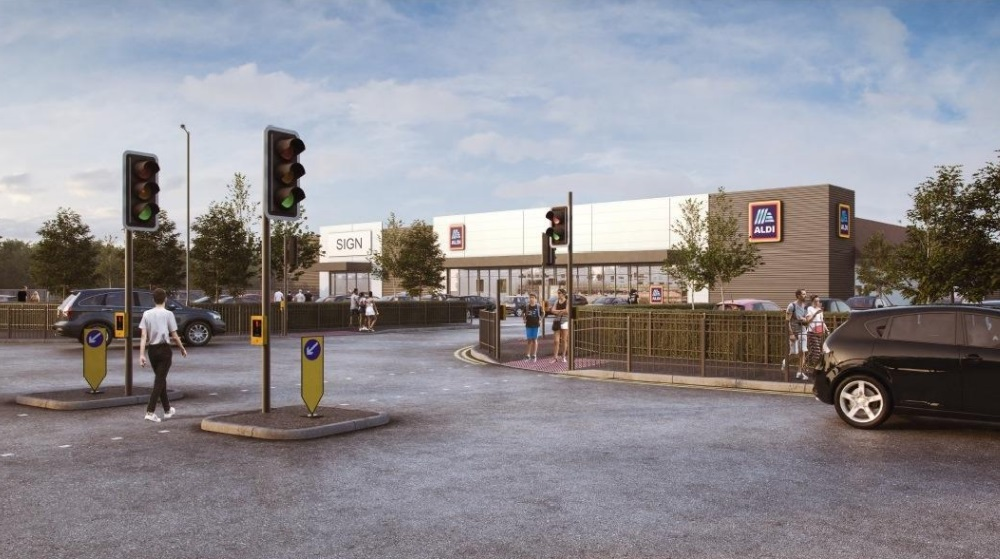 Aldi submit plans for Kidbrooke store