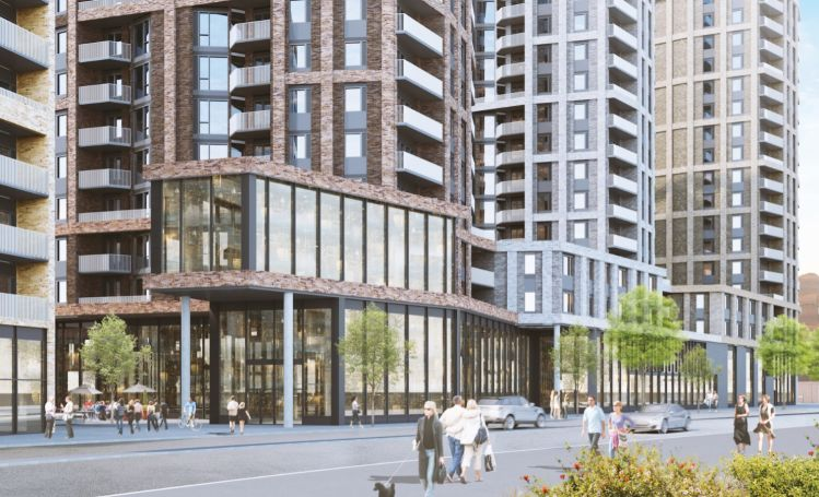 First look at Woolwich town centre Macbean Street housing plans