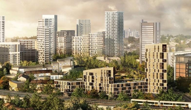 Work to start at Silver Road Axion development in Lewisham
