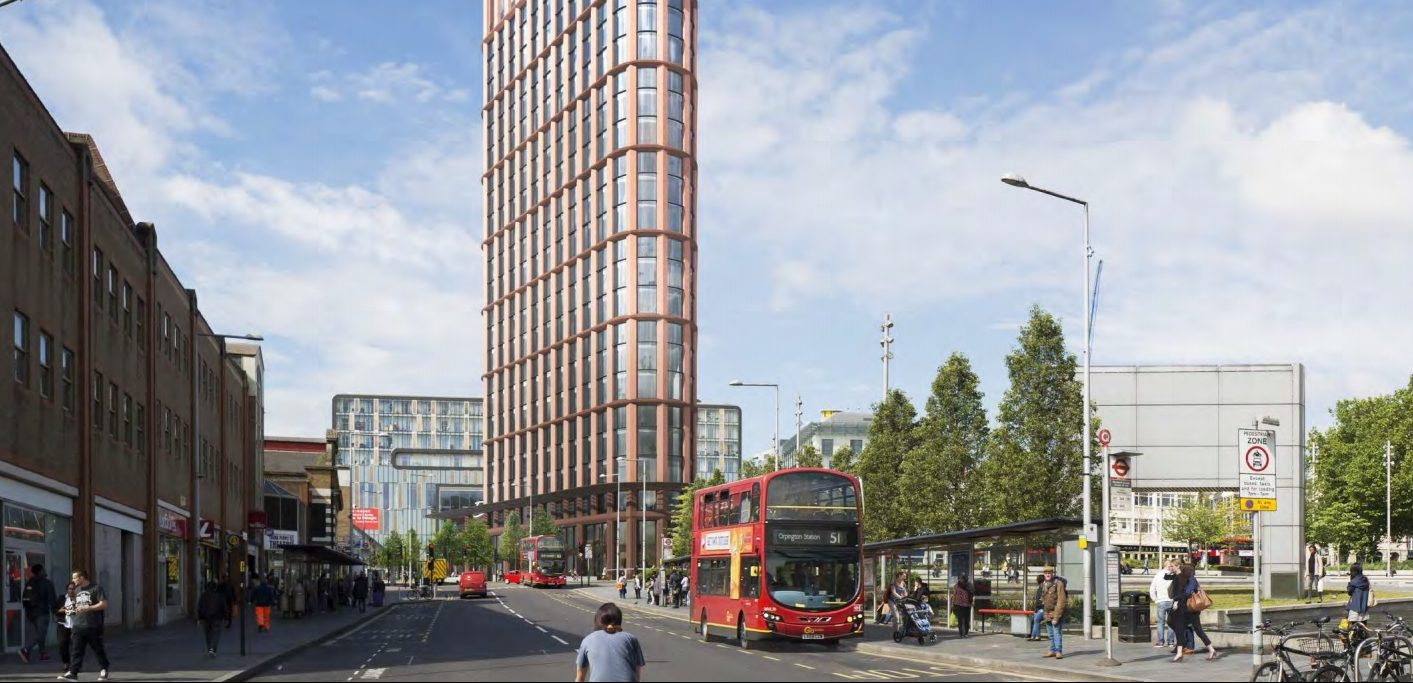 Woolwich Tesco tower plan is back again