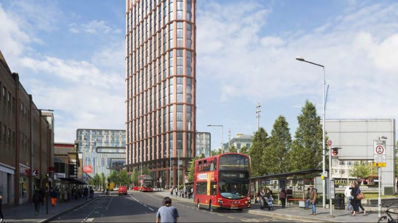 Campaigners challenging Woolwich tower appeal raise £2,000 of £8,400 target in 24 hours