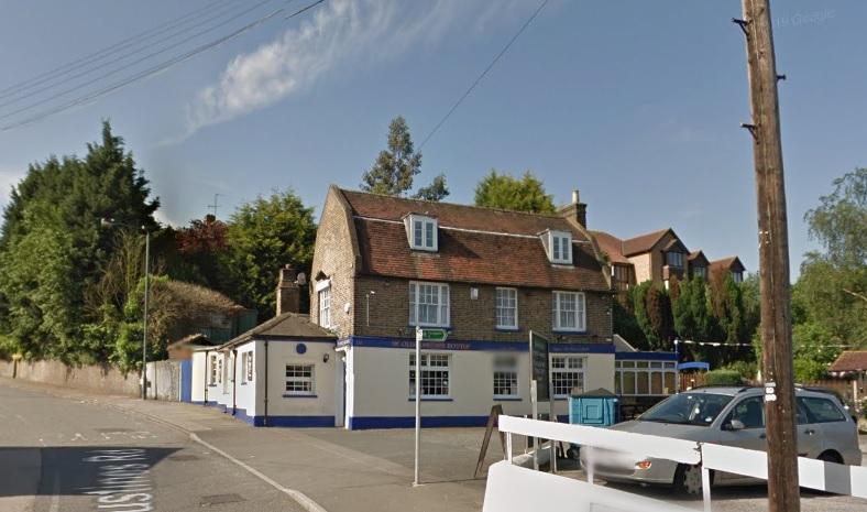 Fine after Bexley boroughs oldest pub knocked down