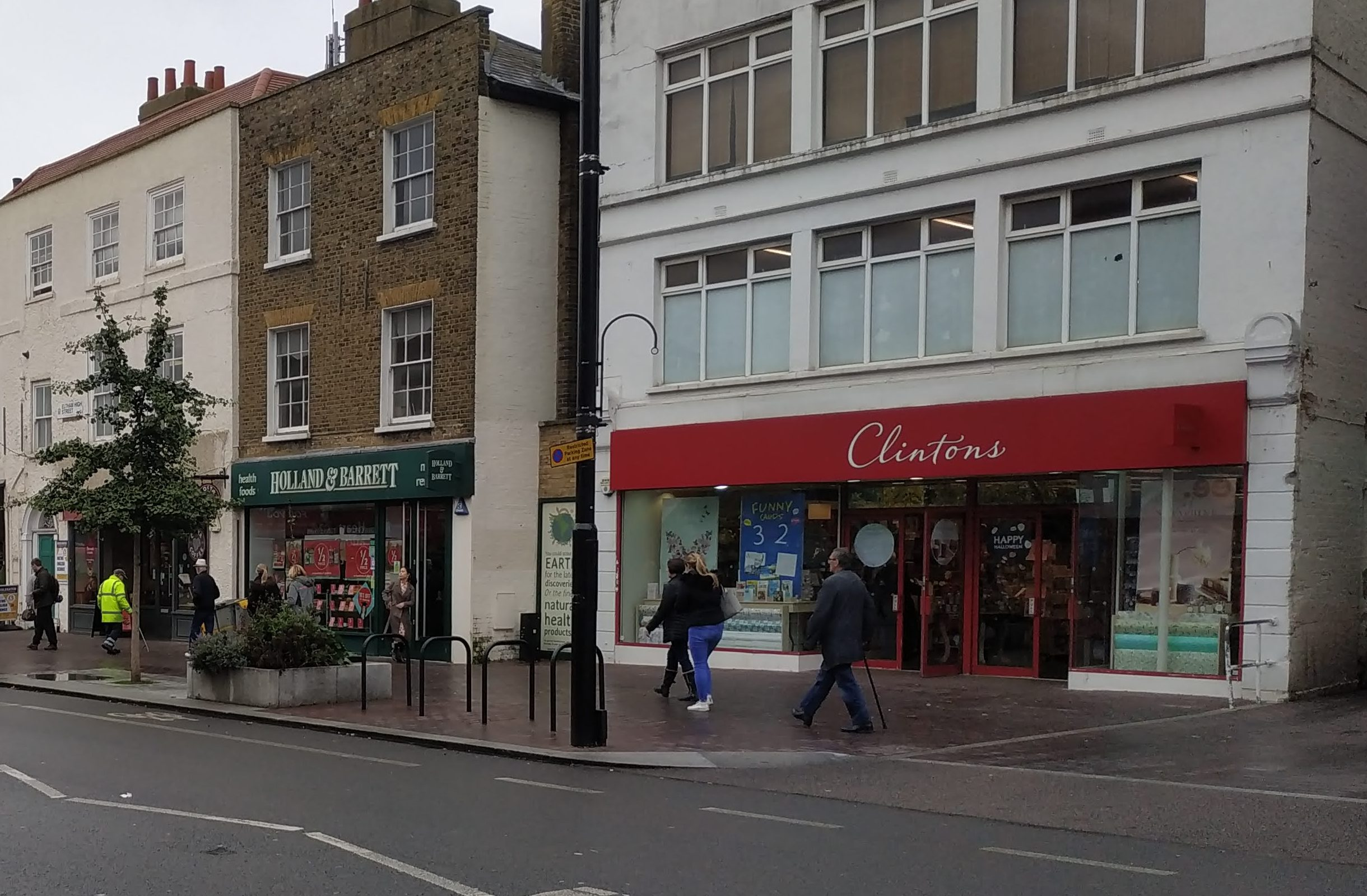 Clintons the next High Street store to disappear?