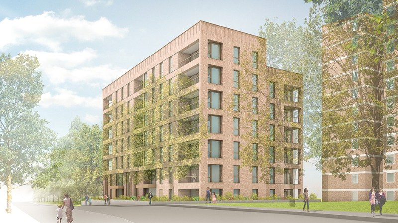 Lewisham Council plan for 32 council homes approved
