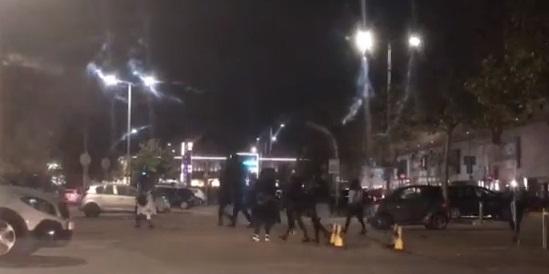Police make one arrest after Charlton retail park incident