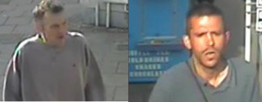 Suspects sought after Charlton station robbery