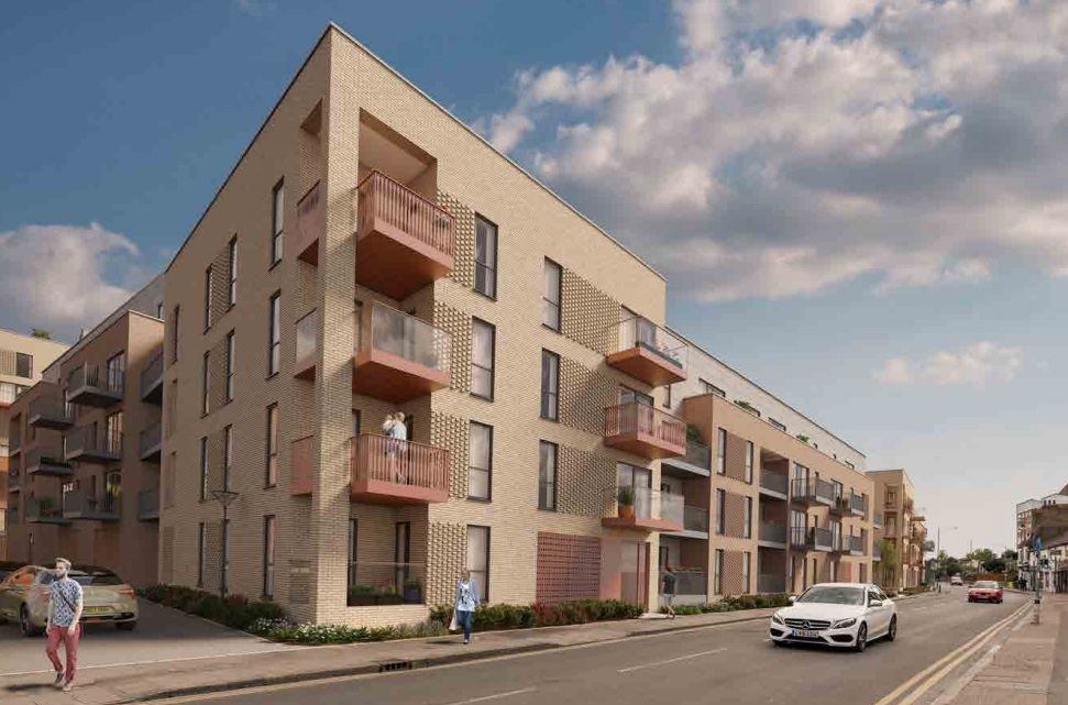 Hundreds of flats approved in Dartford