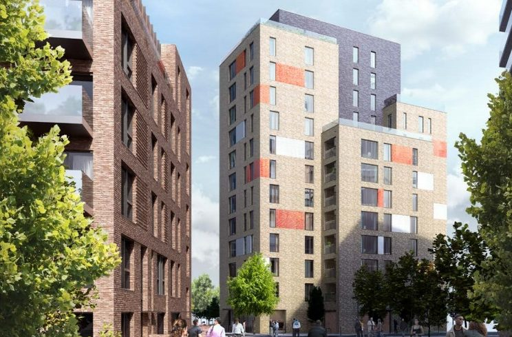 Greenwich ecology park housing block resubmitted