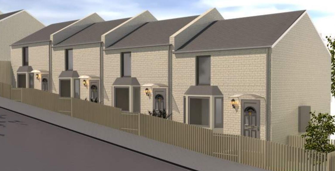 New terraced housing planned in Plumstead