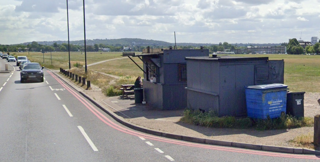 Plans submitted to rebuild Blackheath tea hut