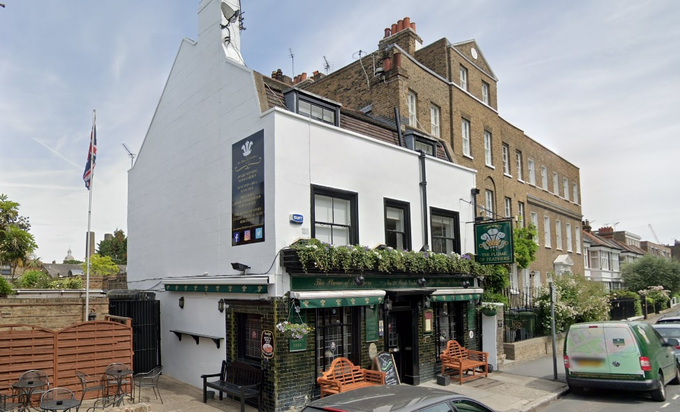 Greenwich pub landlords spoken to after opening for outside drinks
