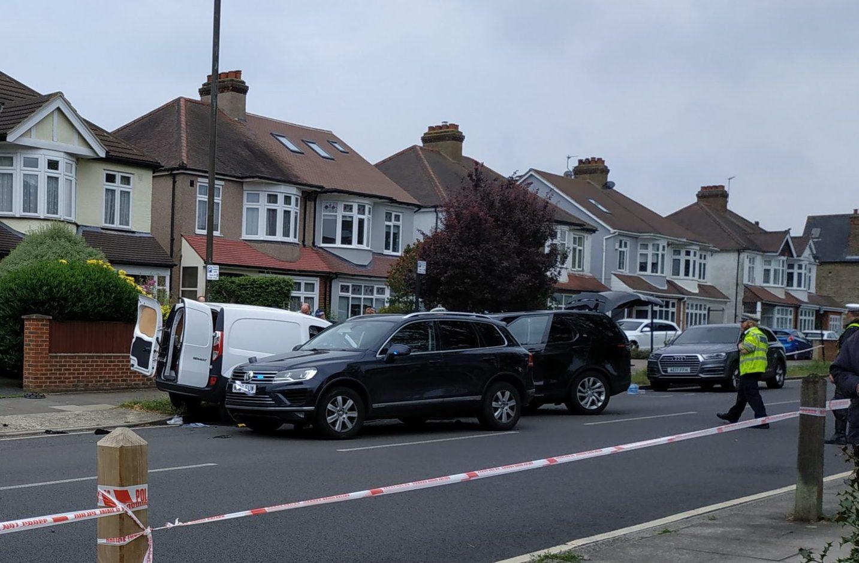 New Eltham armed robbery – four men jailed