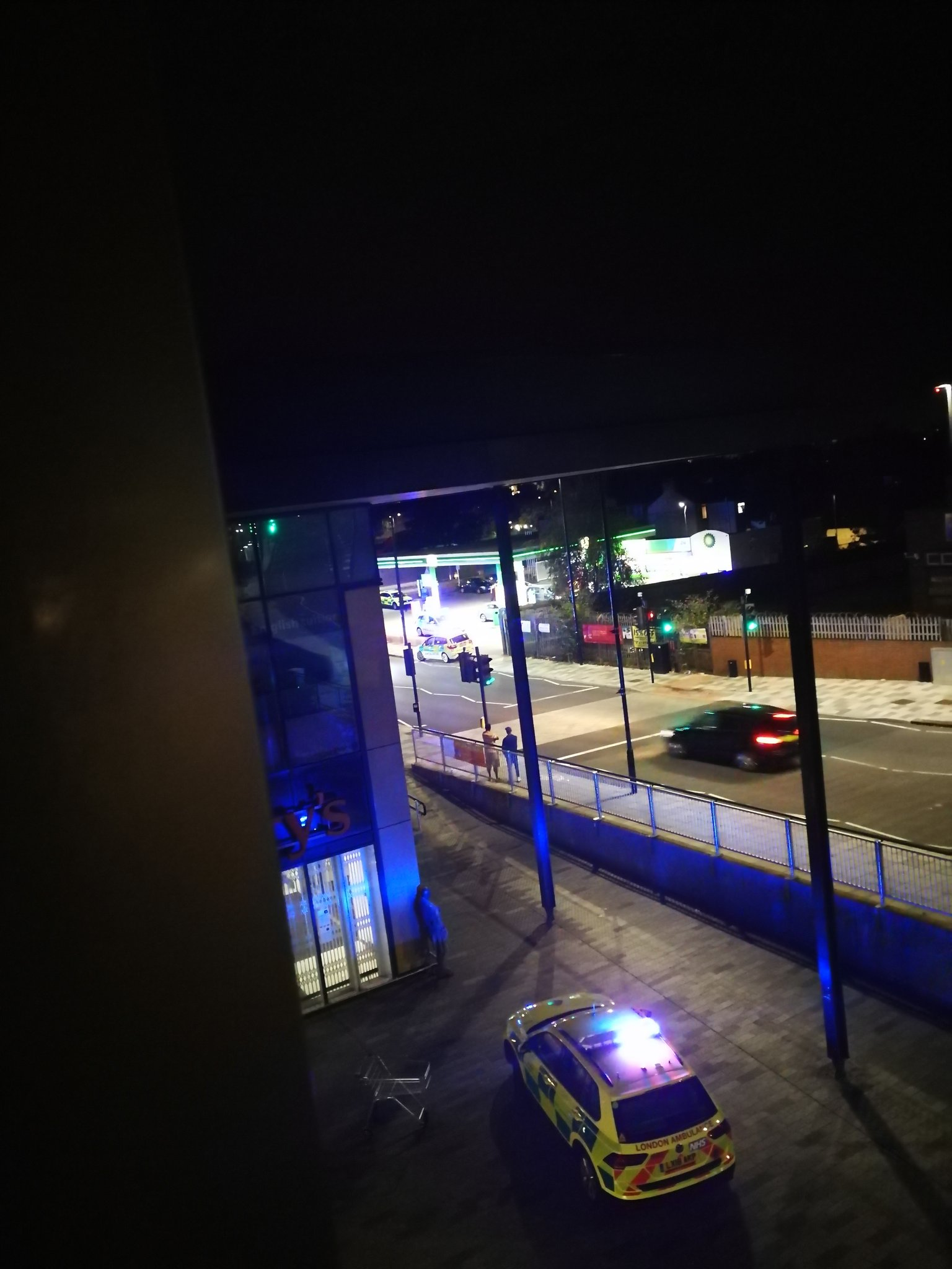Second Abbey Wood knife incident in two days