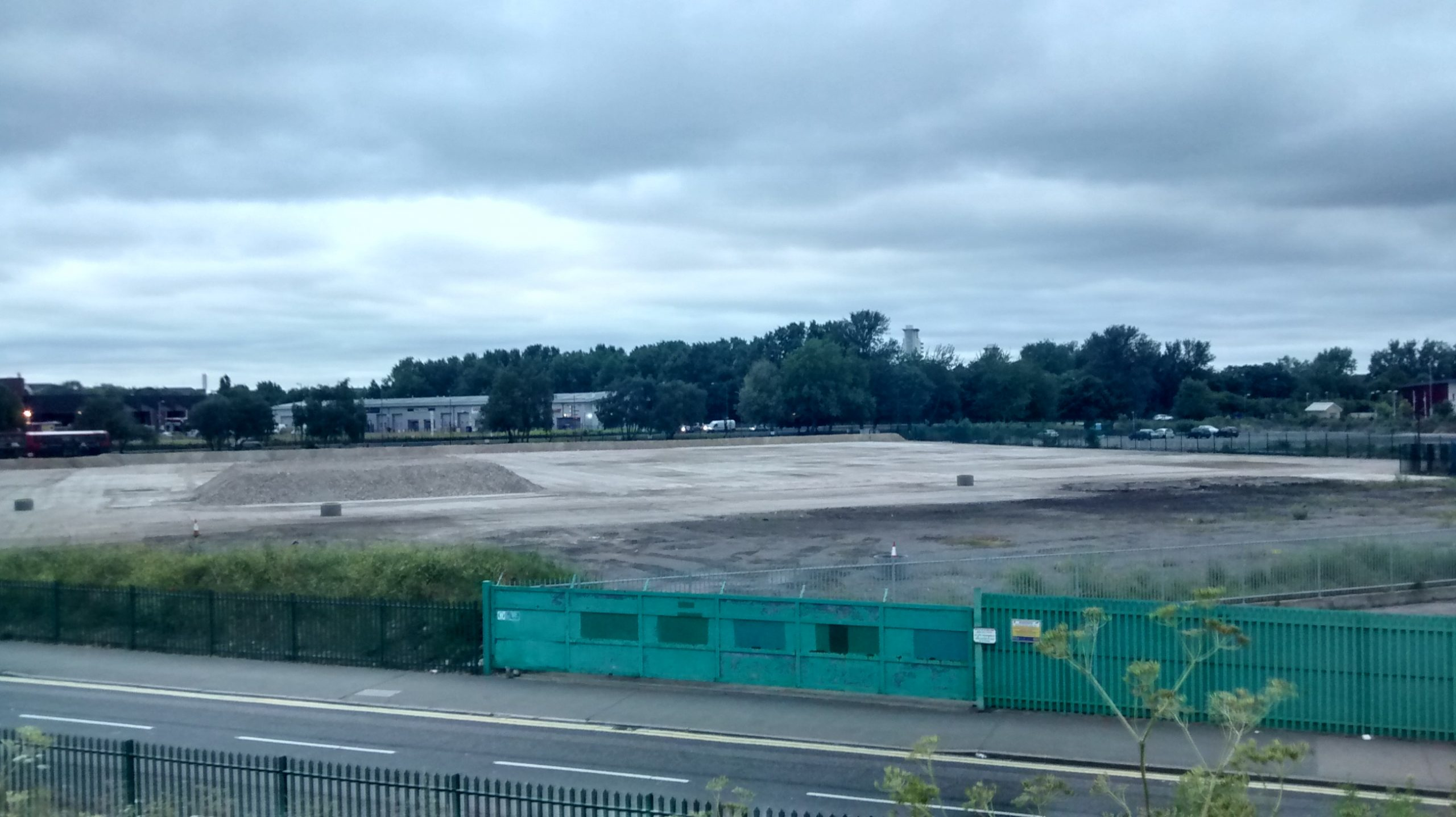 Plans for housing on Thamesmead site beside 1750-home plot