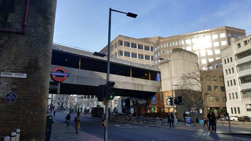 Plans in to demolish pedestrian bridge and office block beside London Bridge station