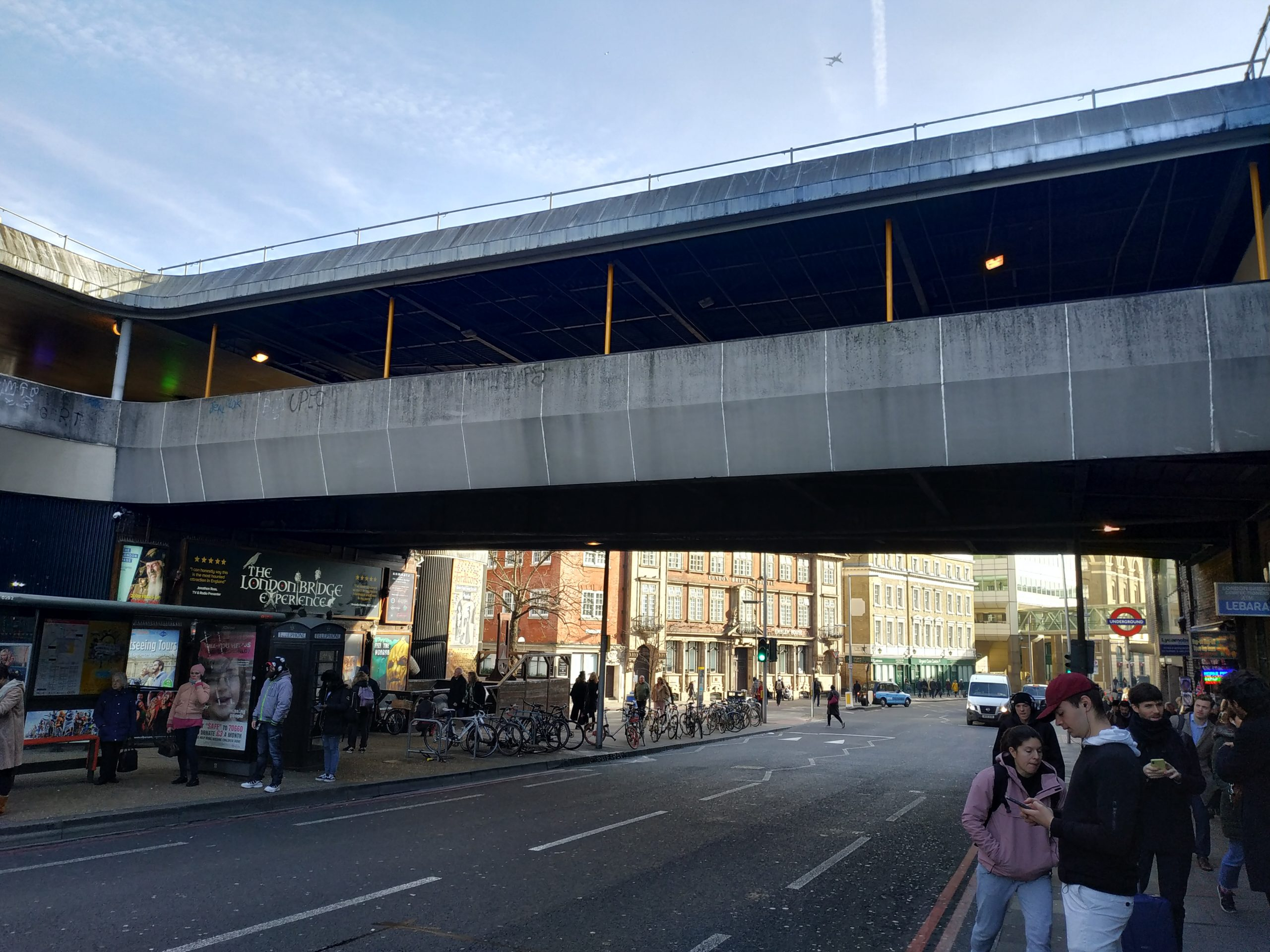 Cycle Highway 4 extension to London Bridge station under consultation