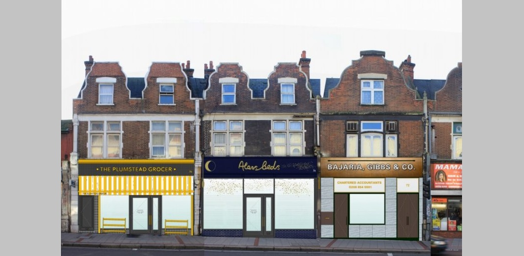 Plumstead shopfront improvement project sees plans submitted