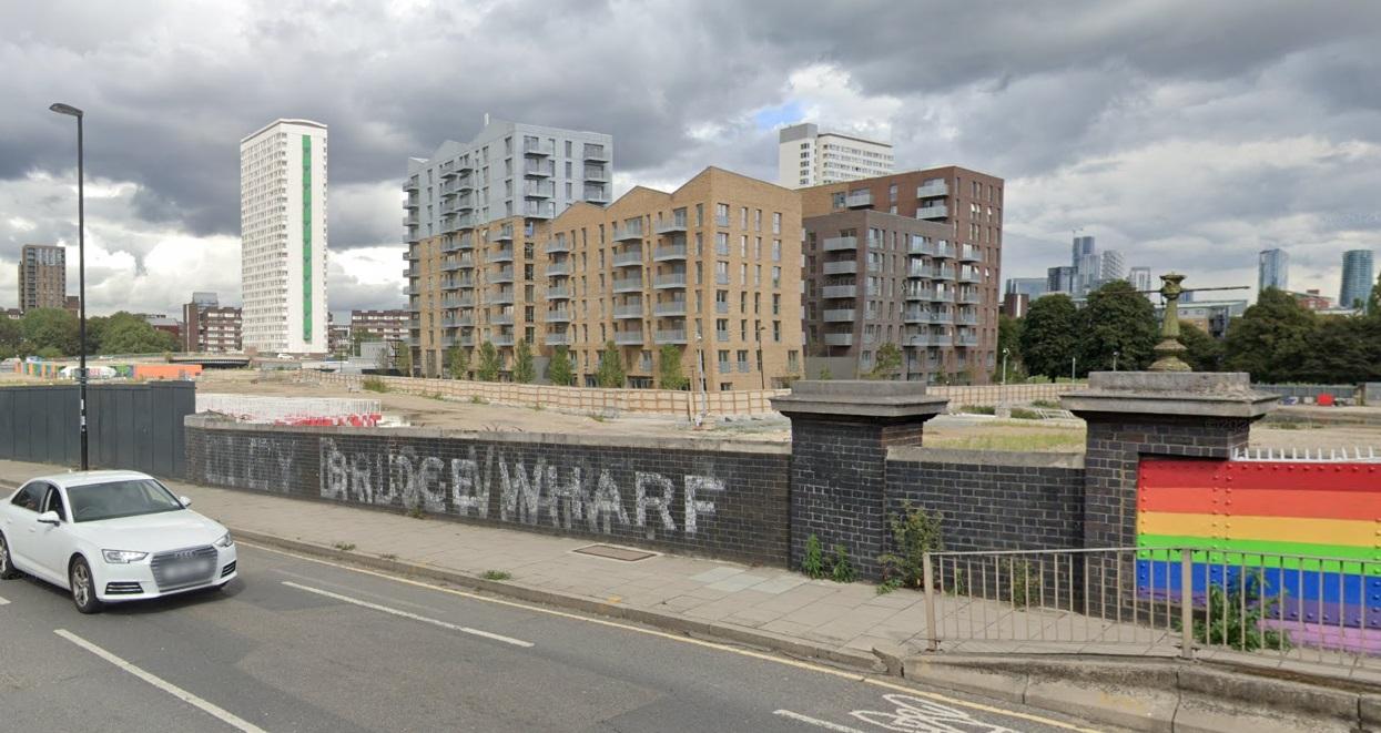 Major Deptford housing project grinds to halt – and leaves a mess behind