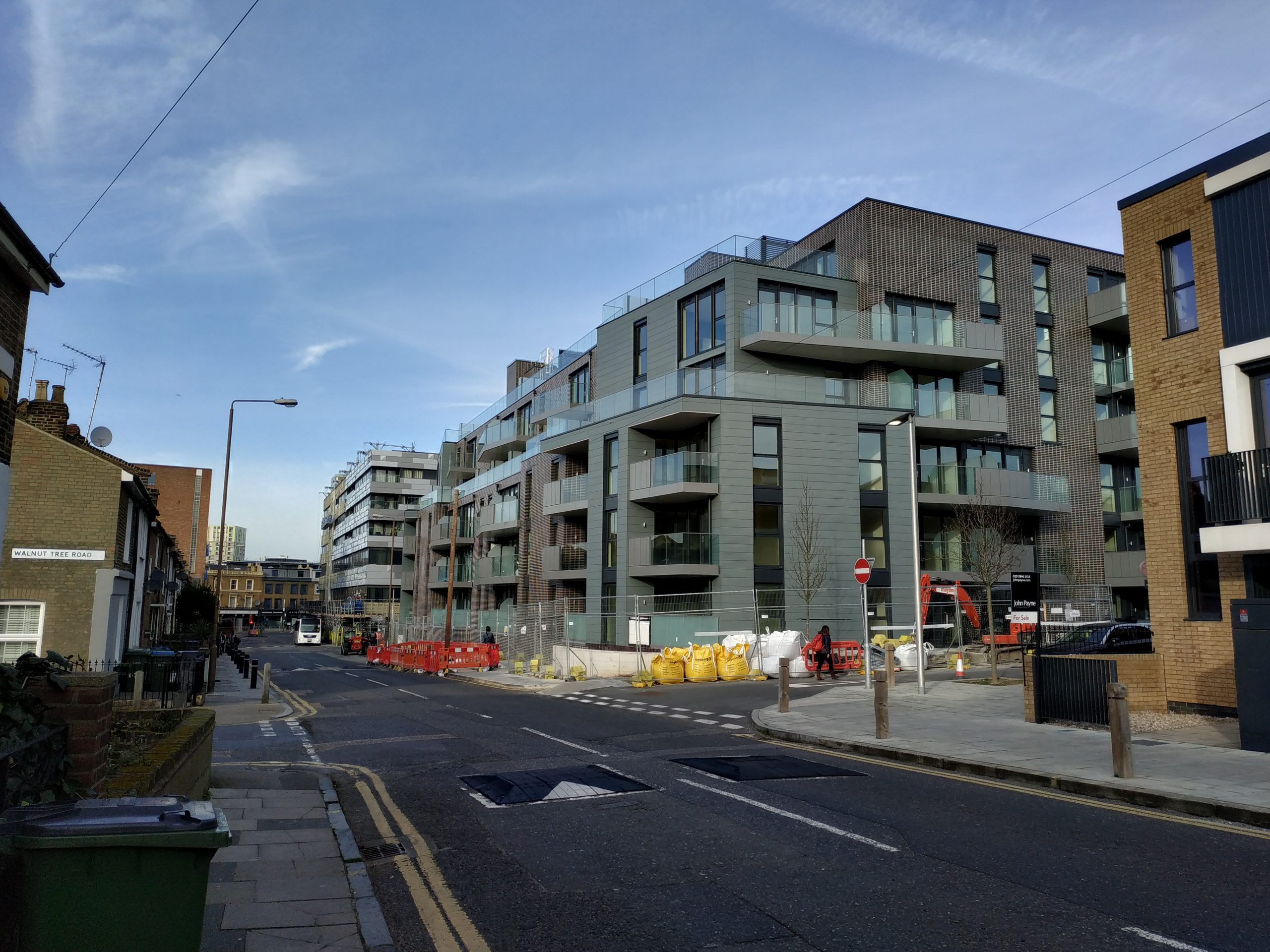 New Homes Bonus: Greenwich to see £7.3 million next year. Bexley just £311k