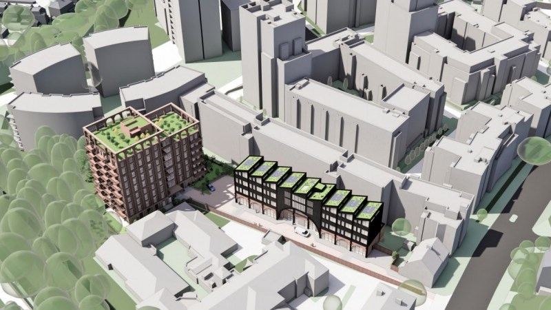 Housing block at Blackheath business estate set for approval