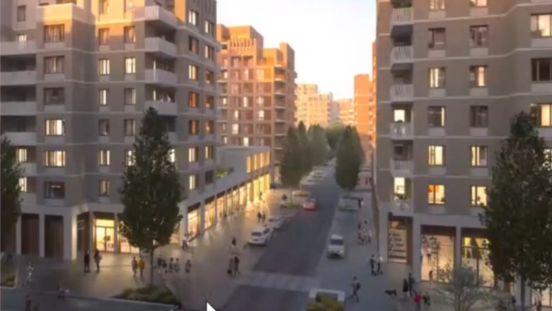 1,750 home Thamesmead plan approved