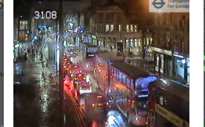 Gridlock in Greenwich and Charlton