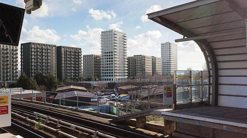 Work begins on 800-home project at Deanston Wharf in Silvertown