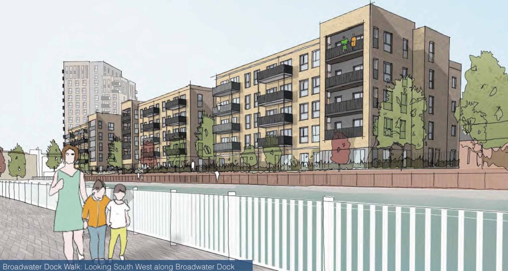 Care home set to be demolished for 341 homes in Thamesmead (or Woolwich as the developer renames it)