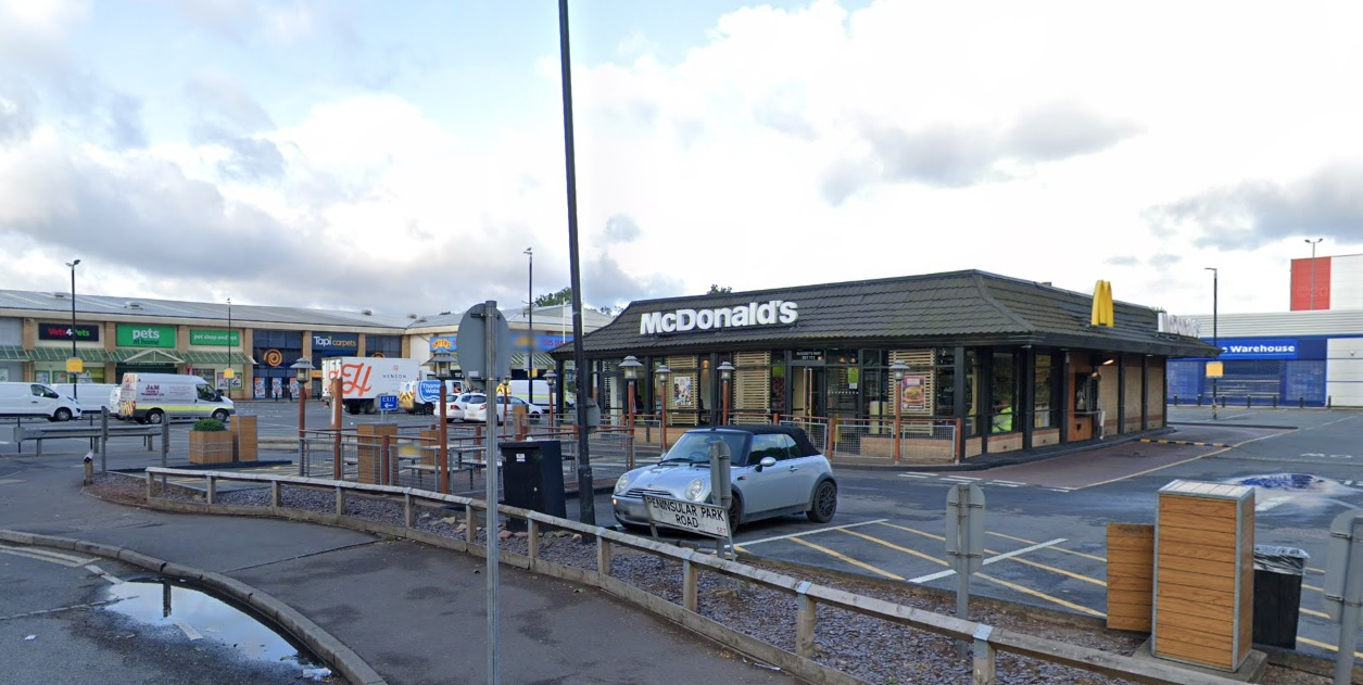 Charlton McDonald's to be rebuilt: Metro Bank plans ditched