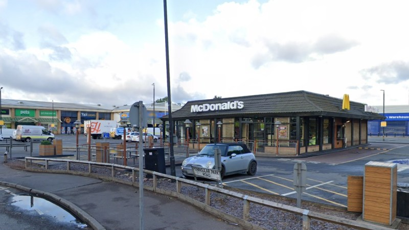 Charlton McDonald's to be rebuilt: Metro Bank plans ditched