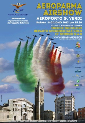aeroparma air show
