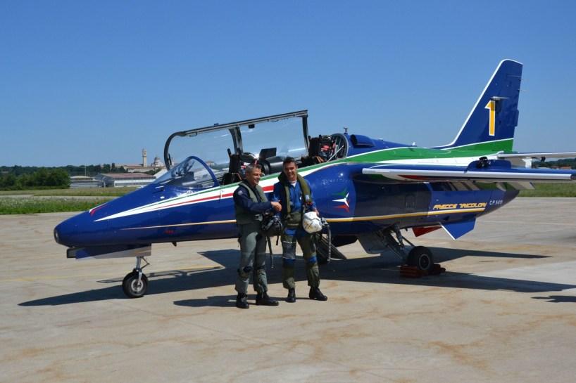 Aermacchi M-345HET - Pattuglia Acrobatica Nazionale - Frecce Tricolori