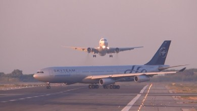 Photo of Collisione sfiorata all'aeroporto di Barcellona