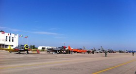 galatina linea volo aeronautica militare