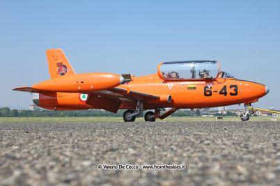 """Aermacchi MB-326 """"E"""" I-RVEG"""