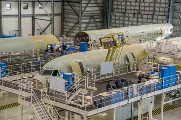 A320 Final Assembly