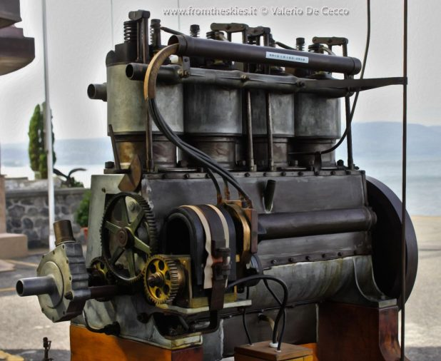 Motore Bariquand & Marre - tipo W (Wright)