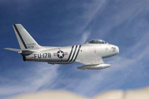 F-86A N48178 - credit: Heritage Aero Facebook